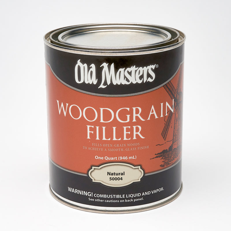 Old Masters Natural Woodgrain Filler 1 qt.