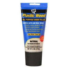 Load image into Gallery viewer, DAP Plastic Wood All Purpose Wood Filler 6 oz.