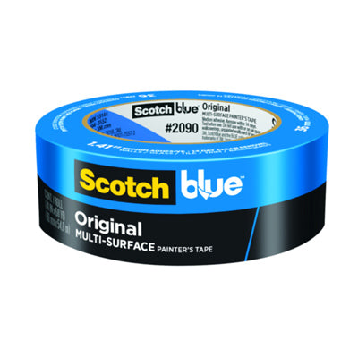 3M ScotchBlue 1.41 in. x 60 yds. Original Multi-Use Painter's Tape