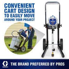 Load image into Gallery viewer, Graco Magnum X7 Convenient Cart Airless Paint Sprayer