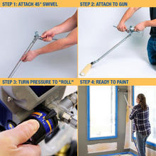 Load image into Gallery viewer, Graco 244512 Pressure Roller Kit