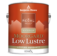 Benjamin Moore Regal Select Exterior Paint  MoorGard Low Lustre Finish (W103)