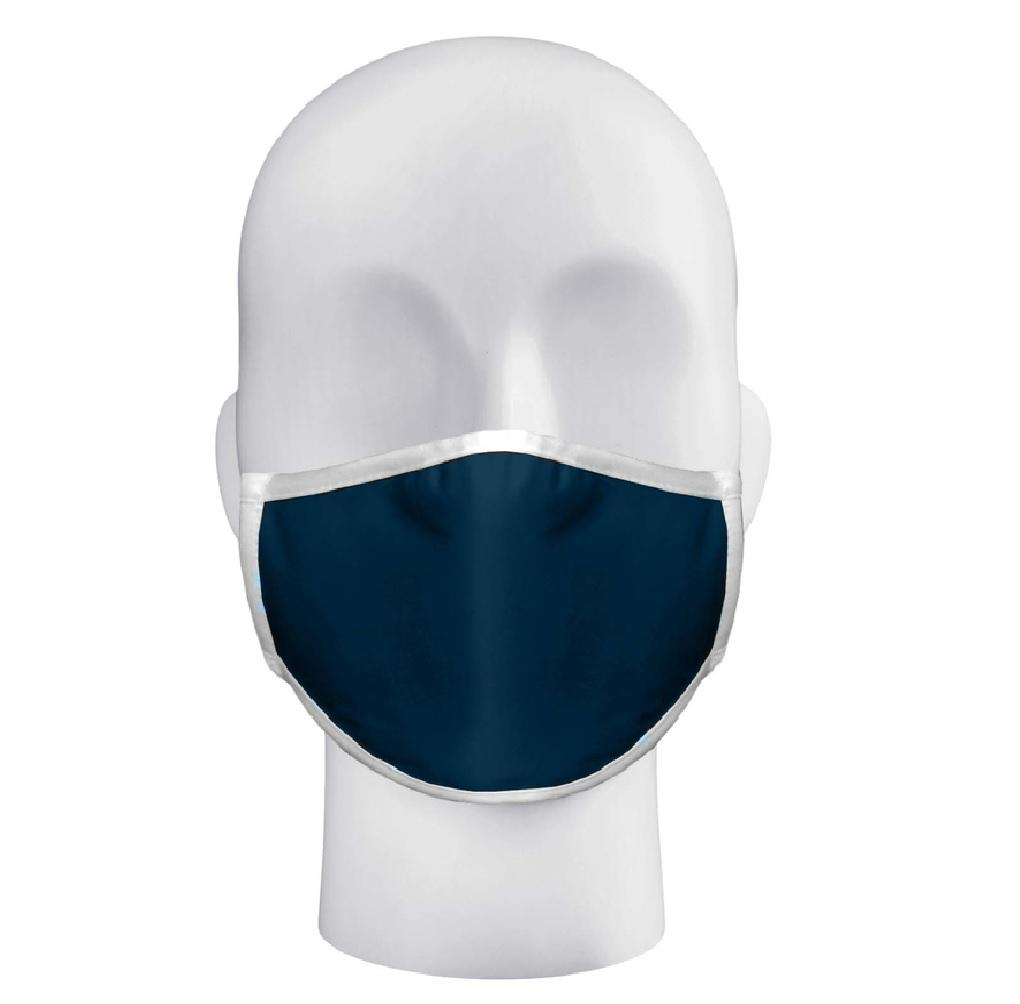 Alleson Badger Face Mask Navy 1 pk