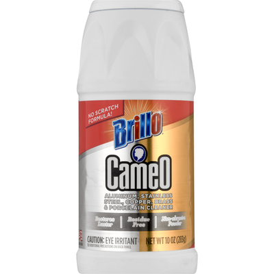 Brillo Cameo Aluminum & Stainless Steel Cleaner