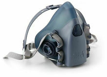 Load image into Gallery viewer, 3M Half Face Respirator Blue L 1 pc.