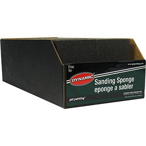 Dynamic AG002606 Fine/Fine Sanding Sponge (sold separately)