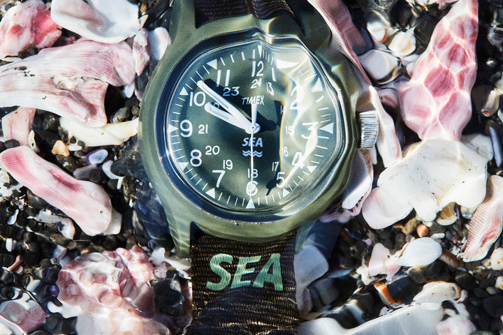 TIMEX × WIND AND SEA 2020.12.19(SAT)