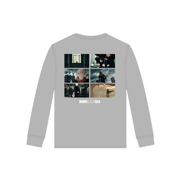 呪術廻戦 x WIND AND SEA (Second Term OP) L/S Tee (JUJUTSU-02)