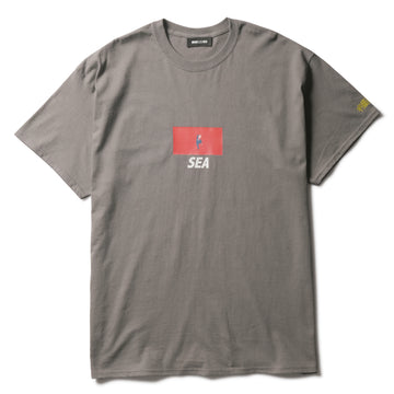 呪術廻戦 x WIND AND SEA (Yuji Itadori - FTE) S/S Tee (JUJUTSU-10)