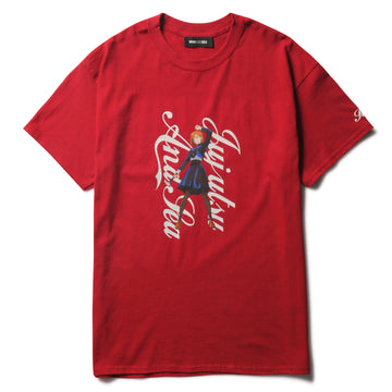 呪術廻戦 x WIND AND SEA (J&S- Nobara Kugisaki) S/S Tee (JUJUTSU-14)