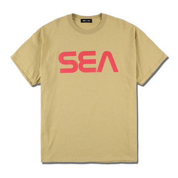 SEA (SPC) T-SHIRT / BEIGE (20S2-CS-01)