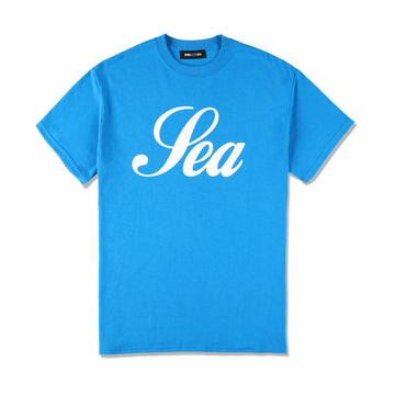 T-SHIRT GLITTER / BLUE (CS-119)