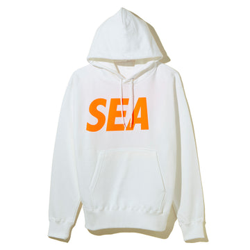 PULLOVER SWEAT A / WHITE (CS-14)