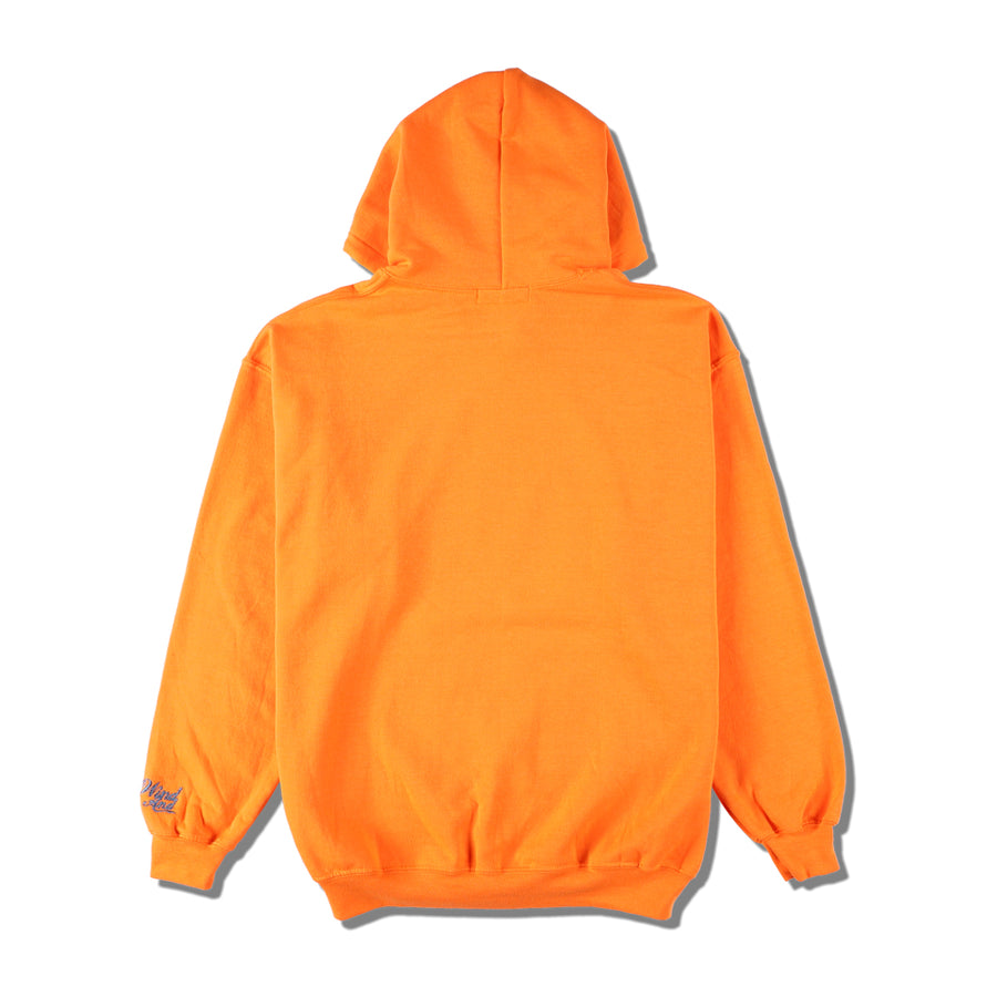 GLITTER (SEA) Hoodie / FS ORANGE (CS-172)