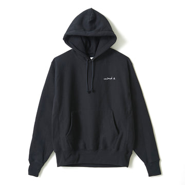 PULLOVER SWEAT E / BLACK (CS-24)