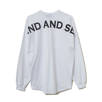 SPIRIT JERSEY / WHITE×BLACK (CS-42)