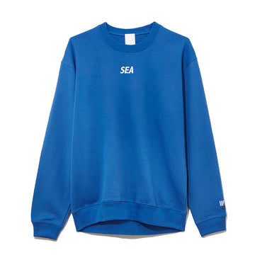CREW NECK SWEAT G / BLUE (CS-49)