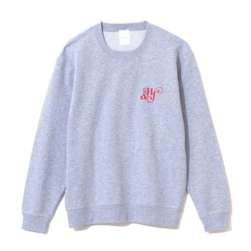 CREW NECK SWEAT N / GRAY (CS-50)