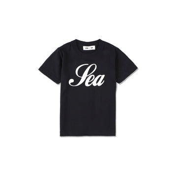 T-SHIRT GLITTER (kids) / BLACK (KID-02)