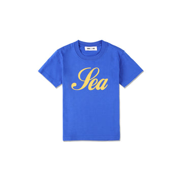 T-SHIRT GLITTER (kids) / BLUE (KID-02)