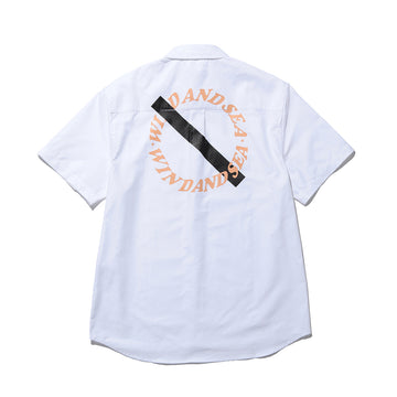 SATURDAYS SURF × WDS ESQUINA OXFORD / WHITE (SAT-2S-04)