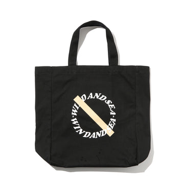 SATURDAYS SURF × WDS MILLER STD TOTE / BLACK (SAT-2S-12)