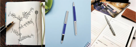 Waterman Hemisphere Fountain Pens Ballpoint and Rollerball Pen Collection
