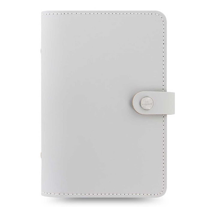 Filofax The Original Personal Size Stone Leather Organizer Agenda