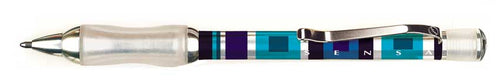 Sensa Marina Antigua Blue Ballpoint Pen Collectors Item 07212