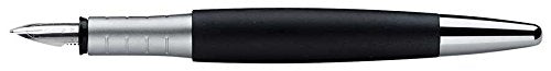 rOtring Initial Black Metal Fountain Pen Medium Nib SKU 22497 - PensAndLeather