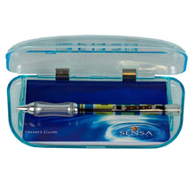 Load image into Gallery viewer, Sensa Marina Antigua Green Ballpoint Pen - N07208 - PensAndLeather