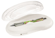 Load image into Gallery viewer, Sensa Spring Wild Orchid Ballpoint or Gel Pen 76299 with Original Gift Box