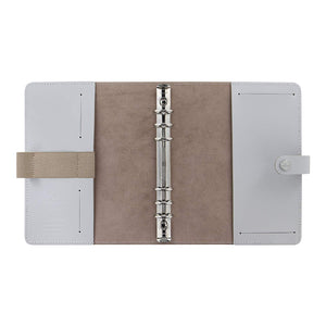 Filofax A5 The Original Stone Leather Organizer Planner Agenda