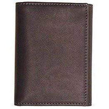 Load image into Gallery viewer, Floto Firenze Italian Nappa Leather Tri-Fold Wallet - Tan