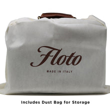 Load image into Gallery viewer, Floto Italian Leather Briefcase Parma Edition Attache Messenger Bag men's 7