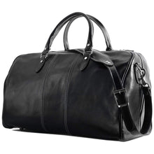 Load image into Gallery viewer, Floto Venezia Leather Travel Duffle Bag 2.0