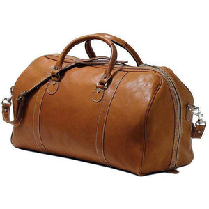 Floto Italian Parma Leather Duffle Bag Weekender luggage 2