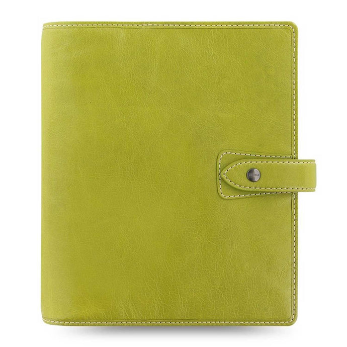 Filofax Malden A5 Pear Leather Organizer Agenda 2020 Diary