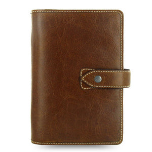 Filofax Malden Personal Ochre Leather Organizer Agenda Calendars 2020
