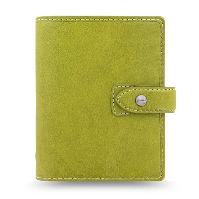 Filofax Malden Pocket Pear Leather Organizer Agenda Calendars 2020
