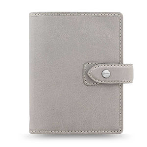 Filofax Malden Pocket Stone Leather Organizer Agenda Calendars 2020