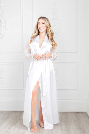 The Kelly Robe | Floor Length