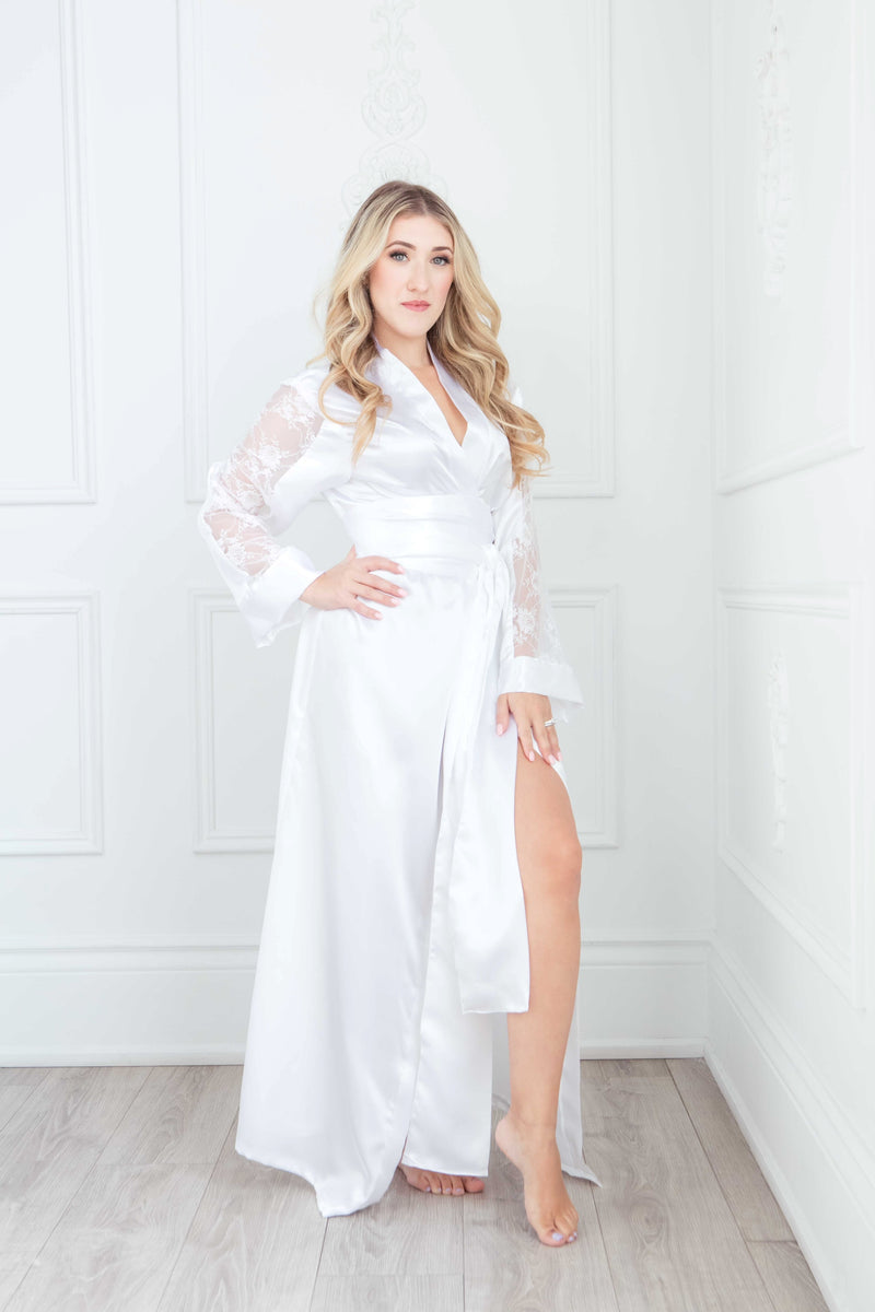 The Kassandra Robe | Floor Length