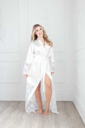 The Hannah Robe | Floor Length