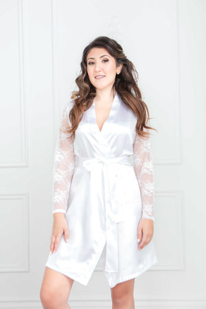 The Kelly Robe | Knee Length