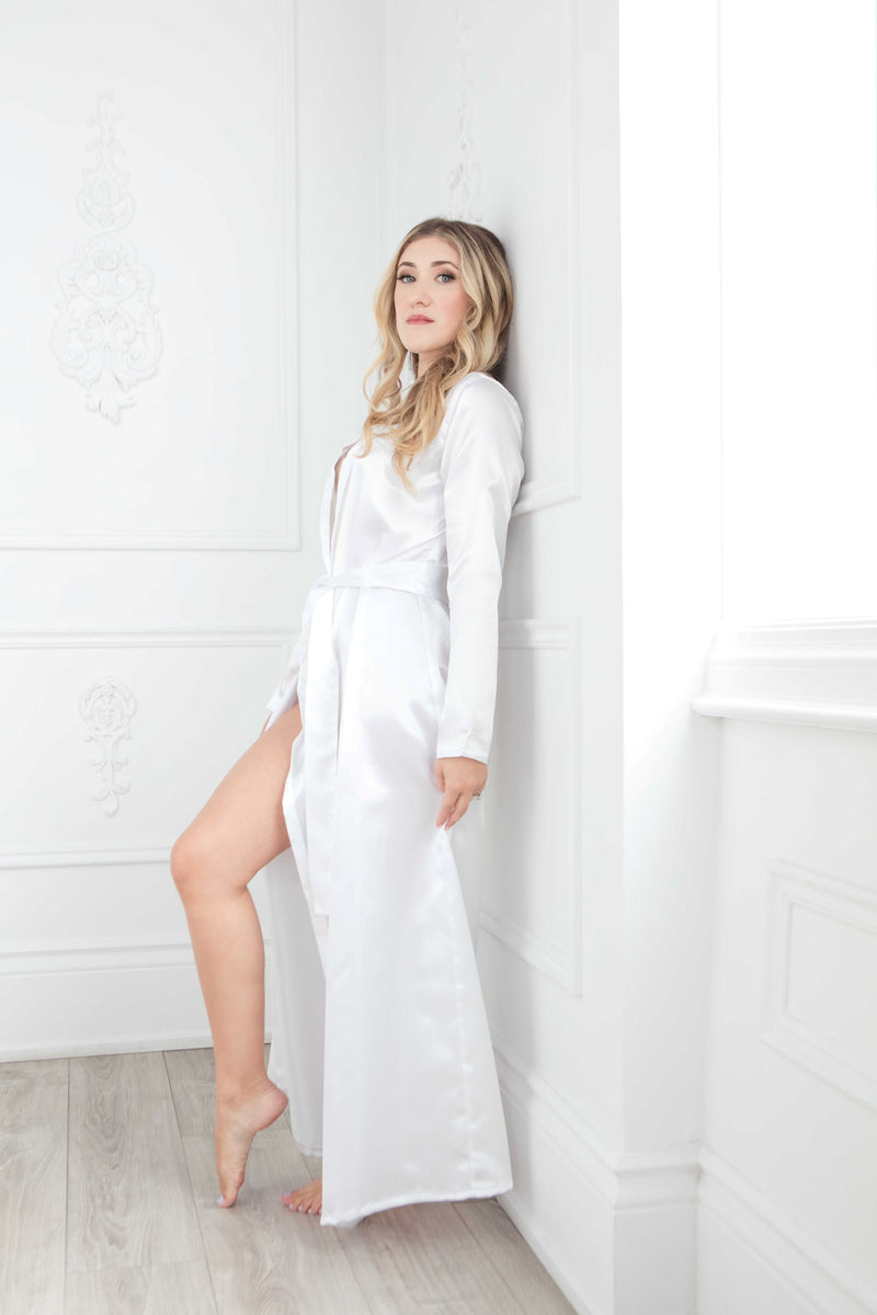 The Krista Robe | Floor Length