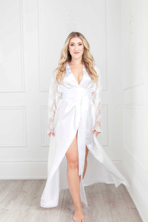 The Lia Robe | Floor Length