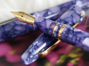 Esterbrook Estie Lilac Gold Plated trim Fountain Pen