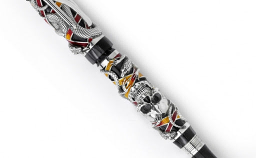 Montegrappa Chaos Limited Edition Fountain Pen