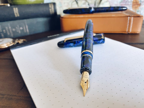 Esterbrook Estie Cobalt Blue Fountain Pen